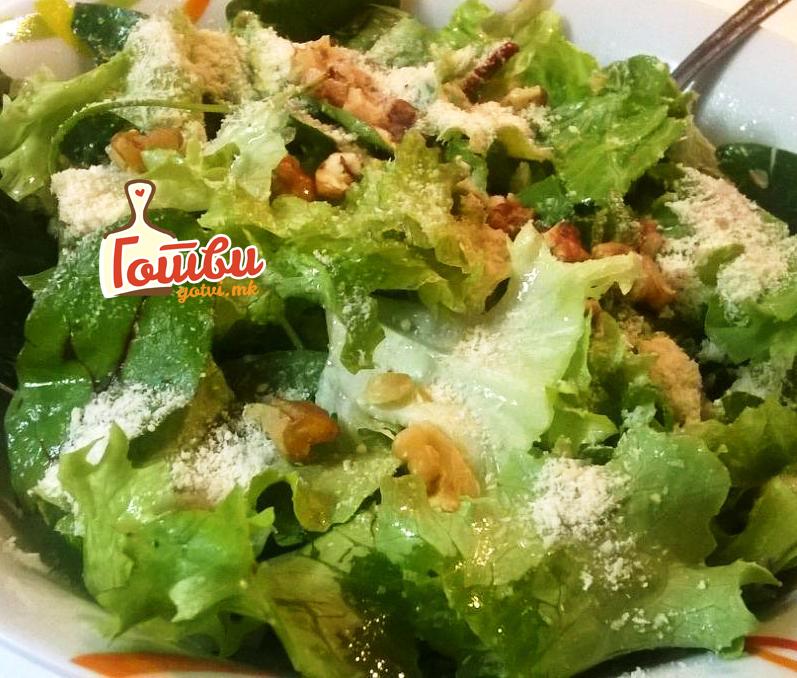 Освежителна салата