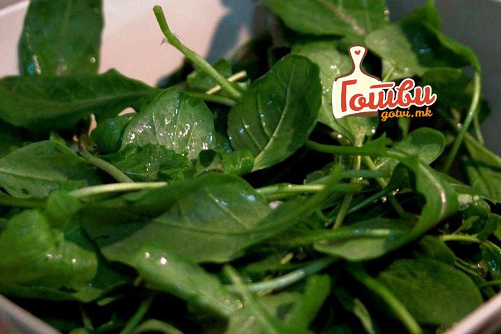Рукола – Царица на салатите полна витамини