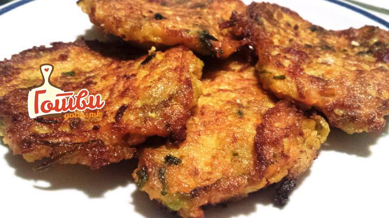 Не се прават од месо ниту од тиквички: Зеленчукови плескавици во комбинација со тартар сос