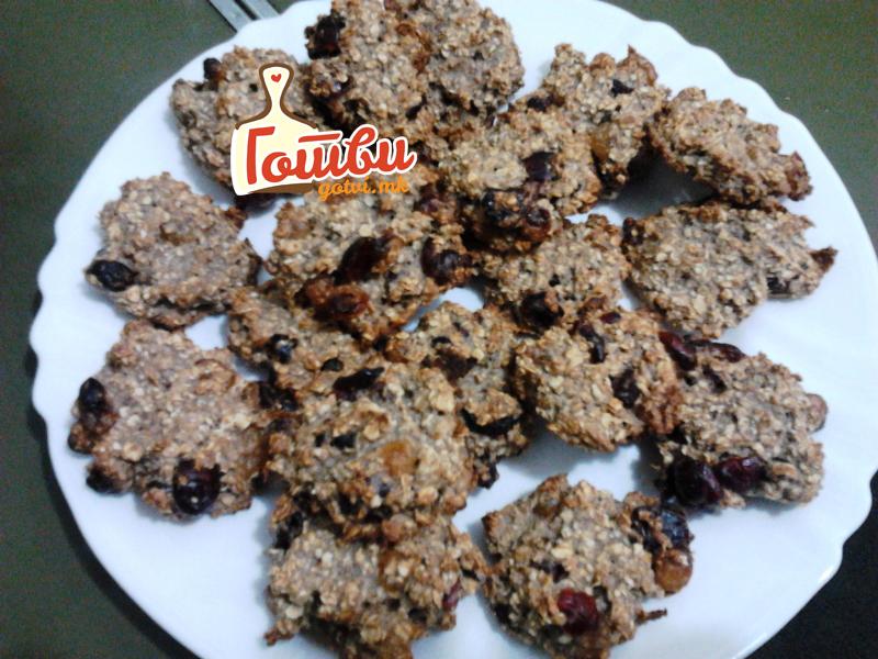 Вкусни колачи кои се прават без брашно