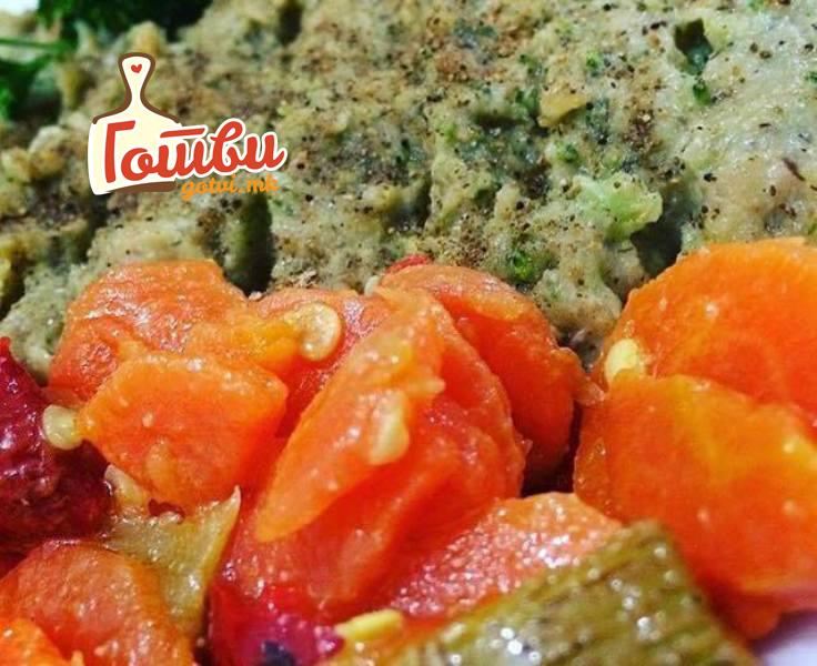 Посно пире од зеленчук