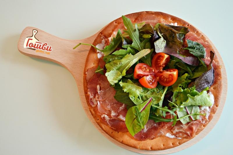 Вистински пица деликатес