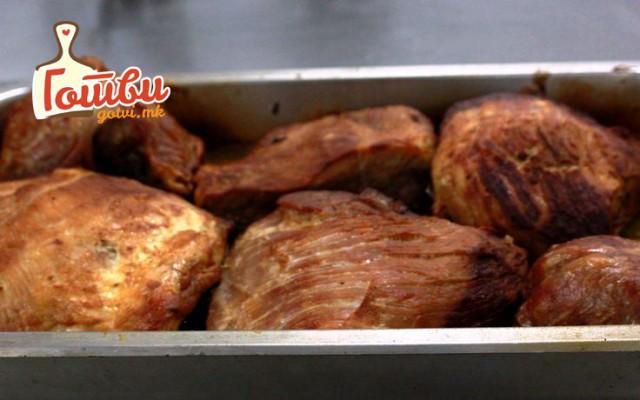 Свинско печење Амор