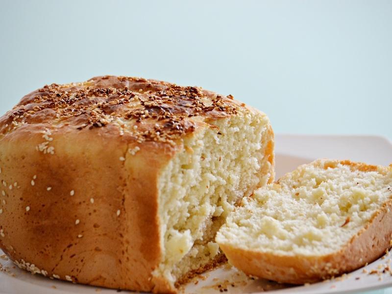 Тазе домашен леб