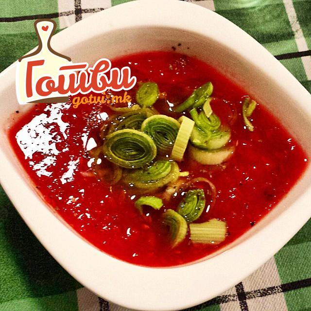 Чинија со супер вкус: Чорба од домати