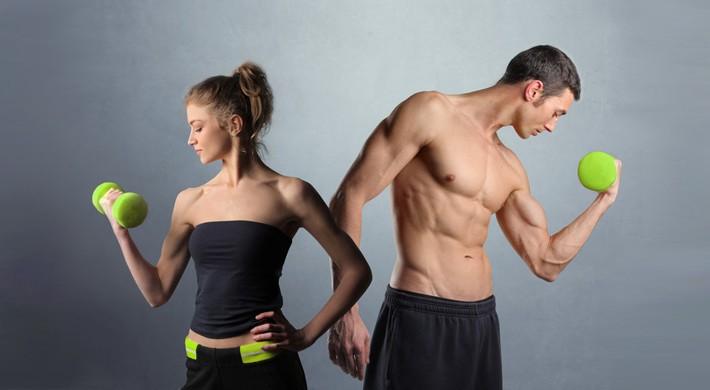 Исхрана за дефинирање на мускулите