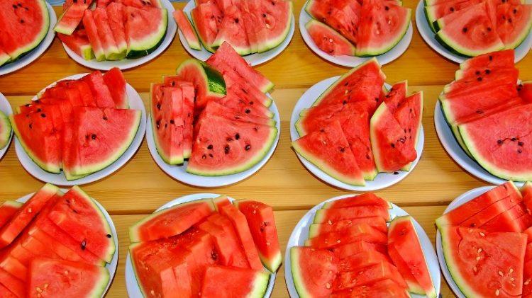 Најчесто поставуваното прашање периодов: Еве како да изберете лубеница