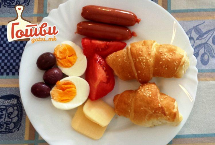 Едноставен појадок кој сите ќе ги воодушеви