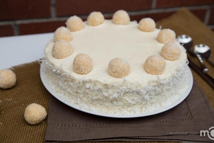 Видео рецепт: Нема подобра – Рафаело торта без печење