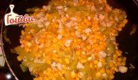Пченка пиперка и пилешко месо за летно бурито
