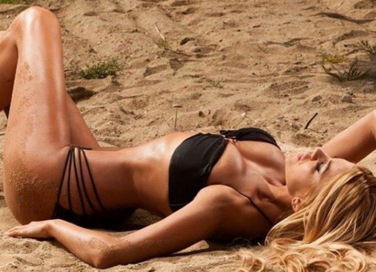ФОТО: Марјана Станојковска во бикини и времето веднаш станува сончево