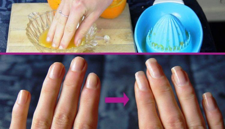 ВИДЕО: Домашна маска за побрз раст на ноктите