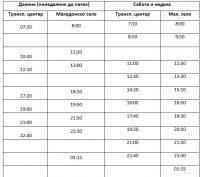 Возна линија на ЈСП до Македонско село