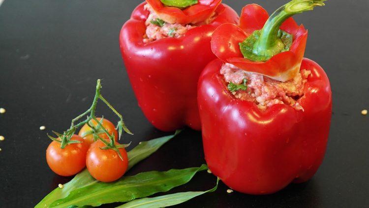 Ручек за денеска: Полнети поховани пиперки
