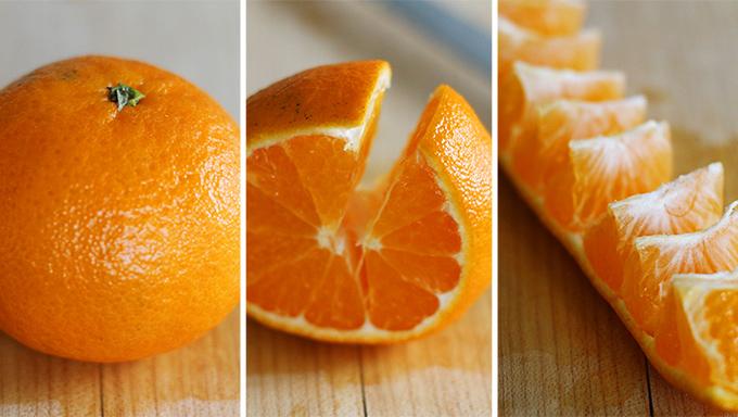 Тријте го лицето со кора од портокал – ефектот неверојатен