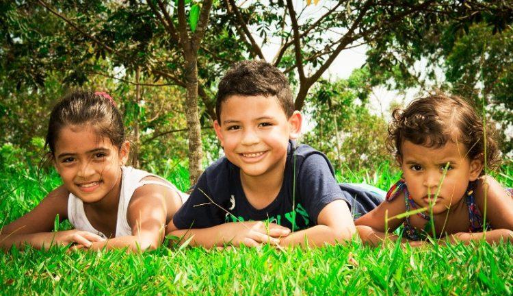 Оставете ги децата да си играат во трева – Има евтин рецепт кој ги вади флеките