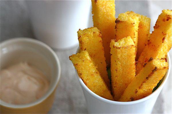 Викенд ручек: Крцкав помфрит од палента – нема подобро