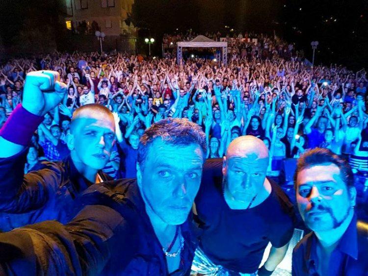 """Ван Гог во Охрид: """"Каква луда ноќ, публика и амбиент за медал"""""""