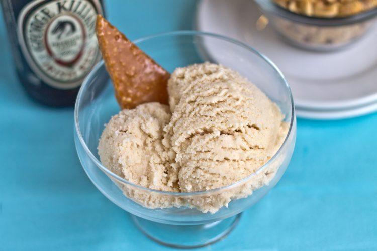 Домашен карамел сладолед – без мака, без јајца и шеќер