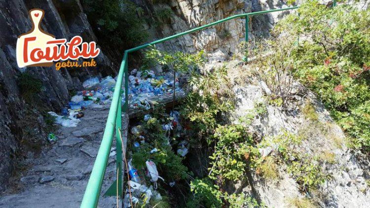 ФОТО: До кога ќе биде вака грозна сликата на нашите излетнички места?