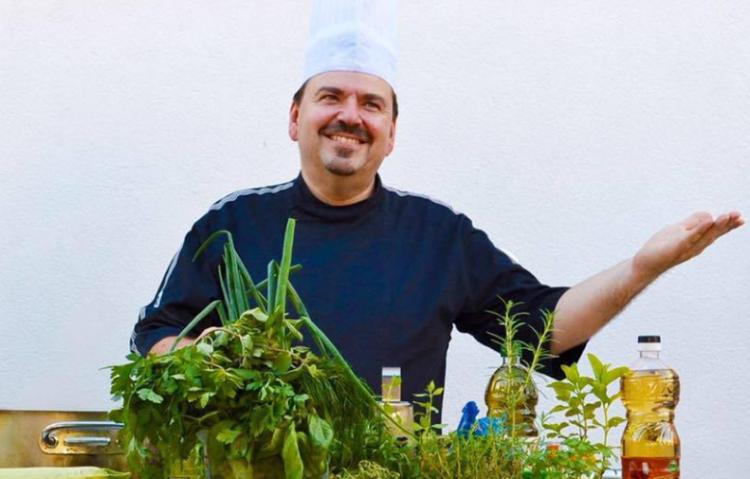 """ФОТО: Погледнете во чие друштво уживаше Марк од """"Брза кујна"""""""