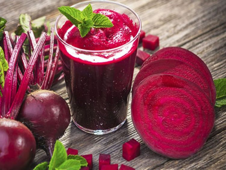 Сок полн витамини – Ги чисти крвта и црниот дроб