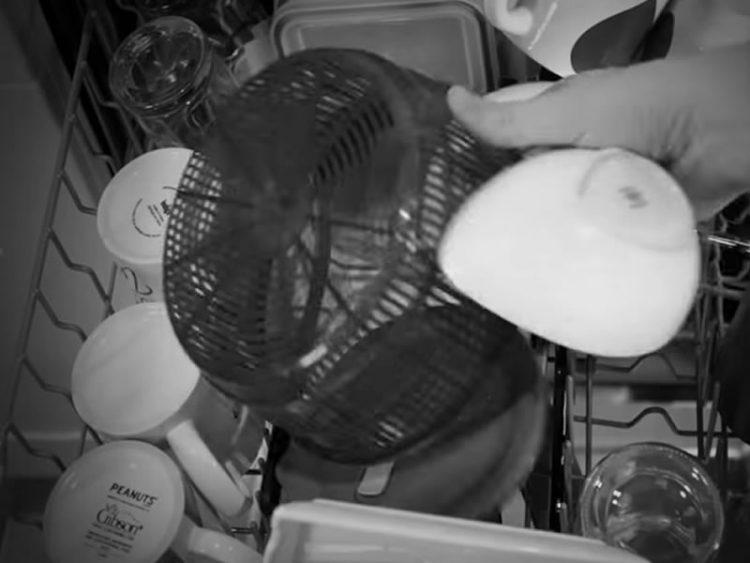 Еве како правилно да ги наредите садовите во машината за перење (ВИДЕО)