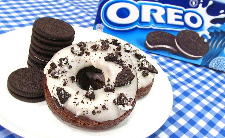 Крофни со орео колачиња за експлози�а од уживање