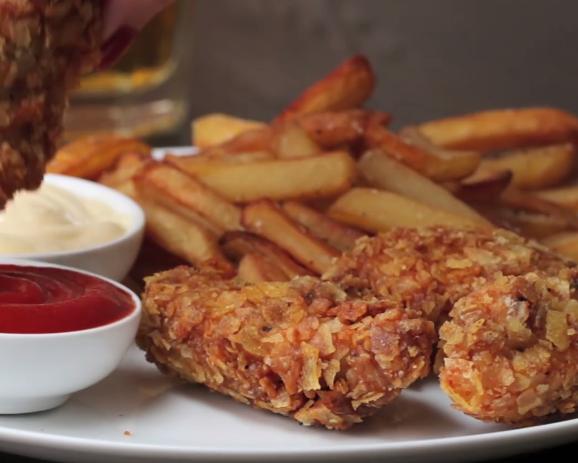 Ви требаат само чипс и пиво: Од овие две состојки се прави деликатес