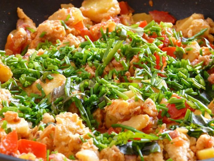 Кавијар од зеленчук