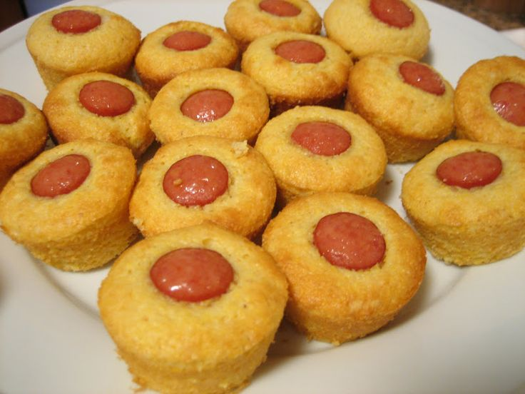 Гответе со љубов: Мини хот-дог мафини