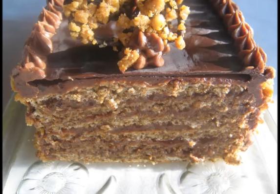 Нека заигра миксерот во кујна: Направете Реформ торта