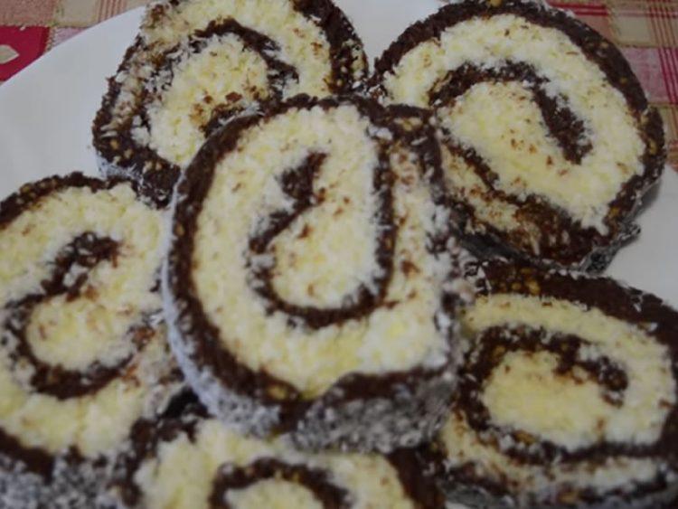 Вкусен француски ролат – Деликатесен десерт за празникот