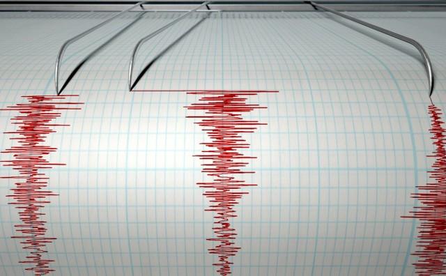 Утрово земјотрес во Македонија