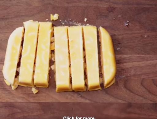 ВИДЕО: Замрзна макарони со кашкавал – ги стави во тава и го доби ова