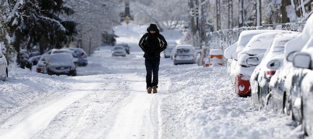 Екстремен студ во Македонија – доаѓа снегот
