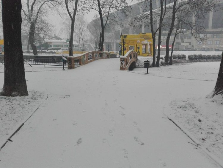 Натрупа многу снег – од утре ново изненадување со времето