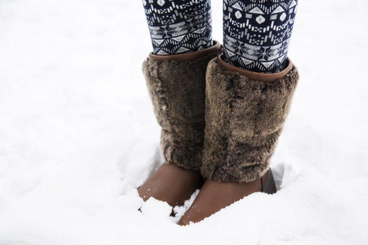 Ви се уништија чизмите од снегот? – поправете ги во кујната