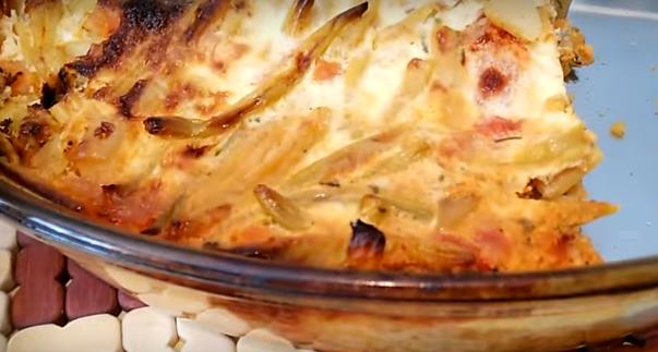 Наместо чорба, вклучете ја рерната: Дури и да не сте јаделе боранија сега ќе ви биде омилена
