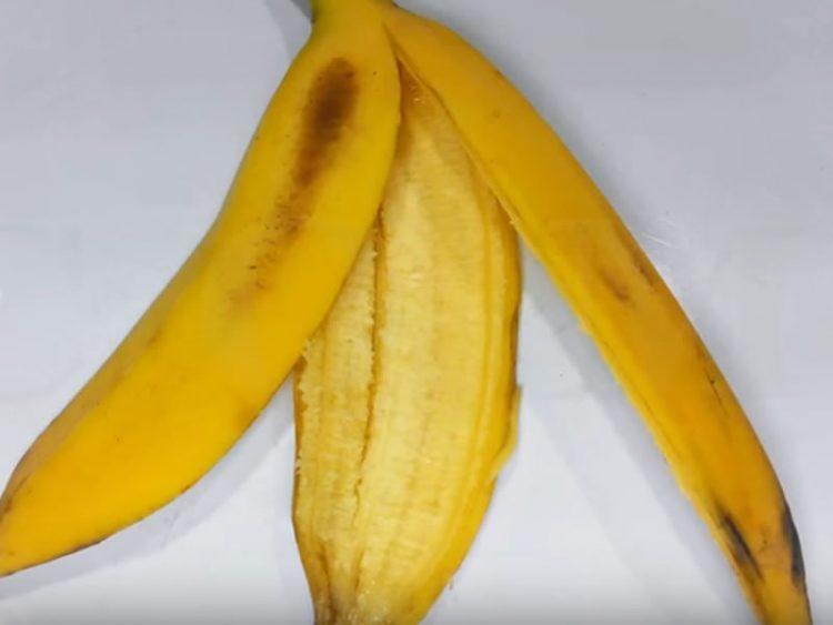 Кора од банана – Наместо да ја фрлите светнете ги овие предмети