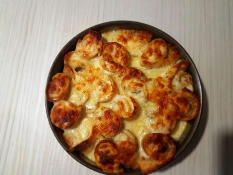 Ручек на денот: Запечен зеленчук со павлака