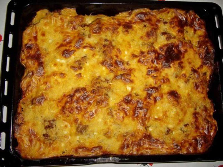 Мусака без месо – компир рецепт кој е полн погодок
