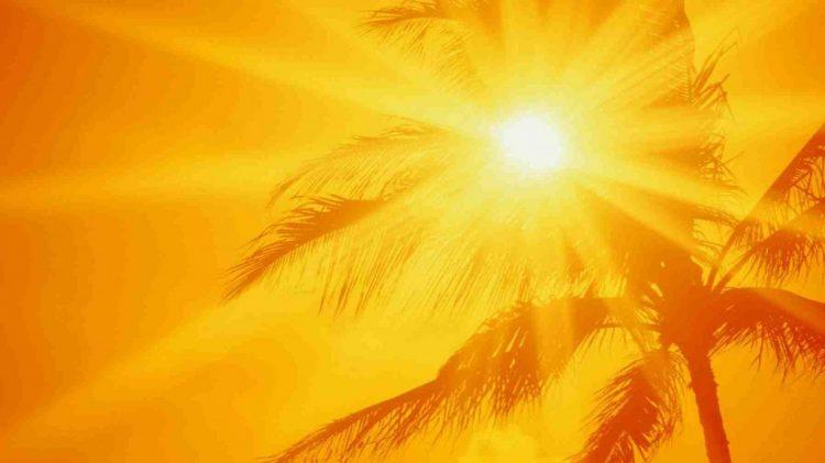 Сонце па нагла промена со времето – температурите паѓаат