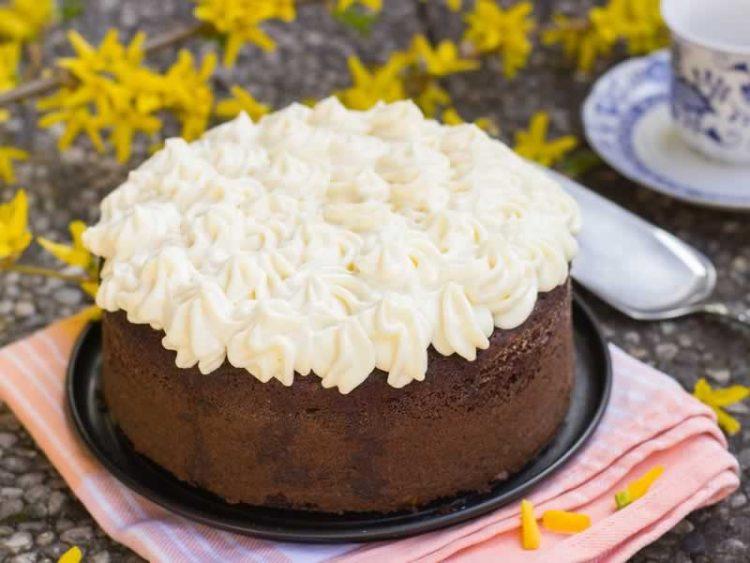Непечена торта со костени – Царица во есен и зима