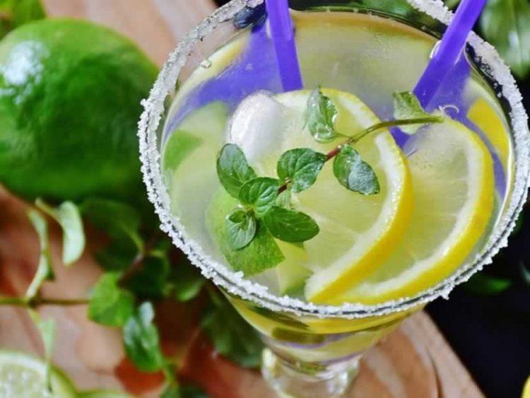 Освежувачки сируп за лимонада