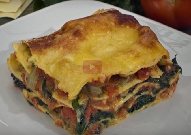ВИДЕО: Го замени месото со зеленчук – одличен рецепт за лазањи