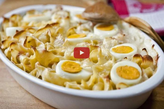 Тестенини со варени јајца – ваков деликатес не сте направиле