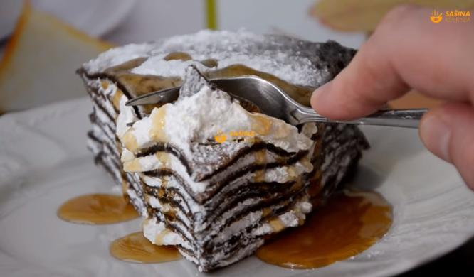 Наједноставната торта, толку лесно се прави а толку е вкусна