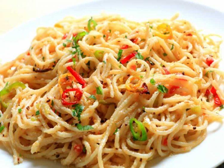 Вкусна паста од рерна: Запечени шпагети