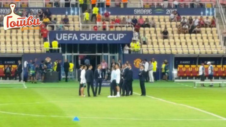 Еве го видеото на фудбалерите на Реал од Скопје кое има 1.5 милиони прегледи